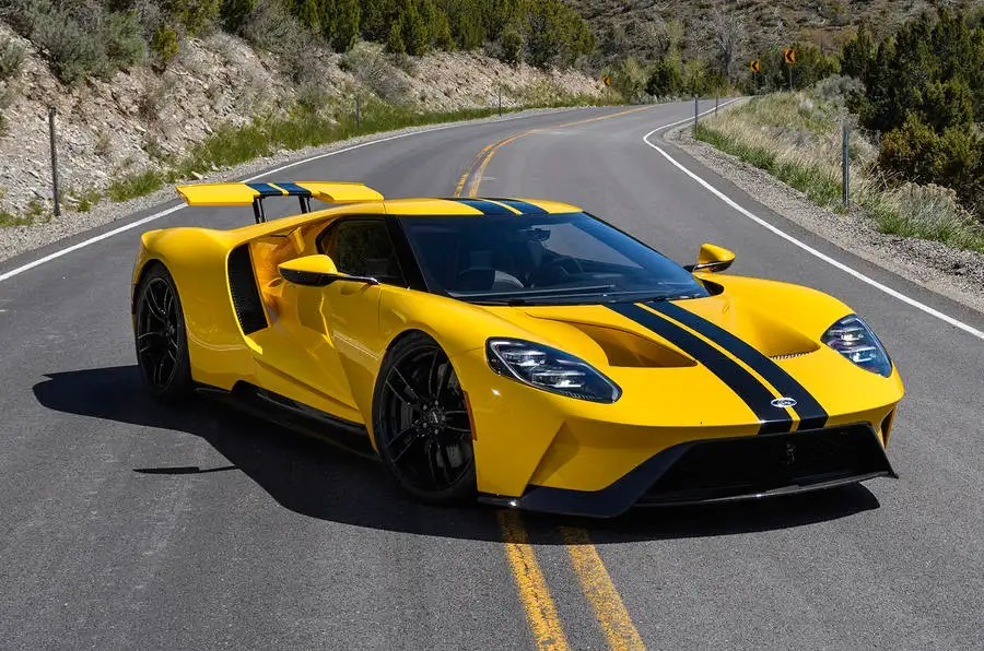 Ford Gt Review 2017 Autocar