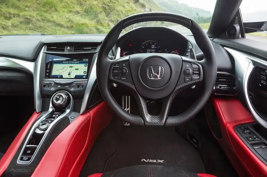 Honda NSX Review 2017 Autocar
