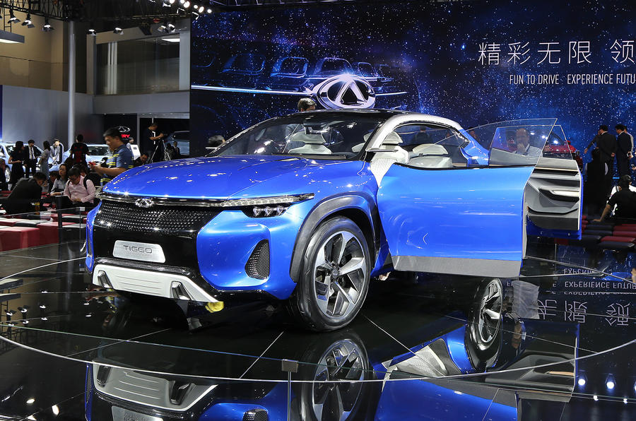 2017 Shanghai Motor Show  Chinese Cars Roundup  Autocar