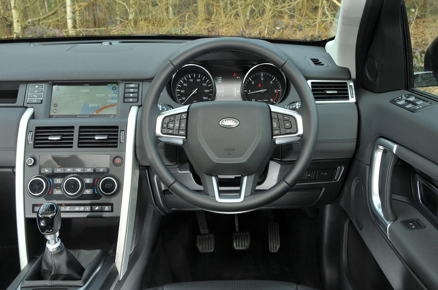 2015 Land Rover Discovery Sport 22 SD4 Diesel HSE Manual