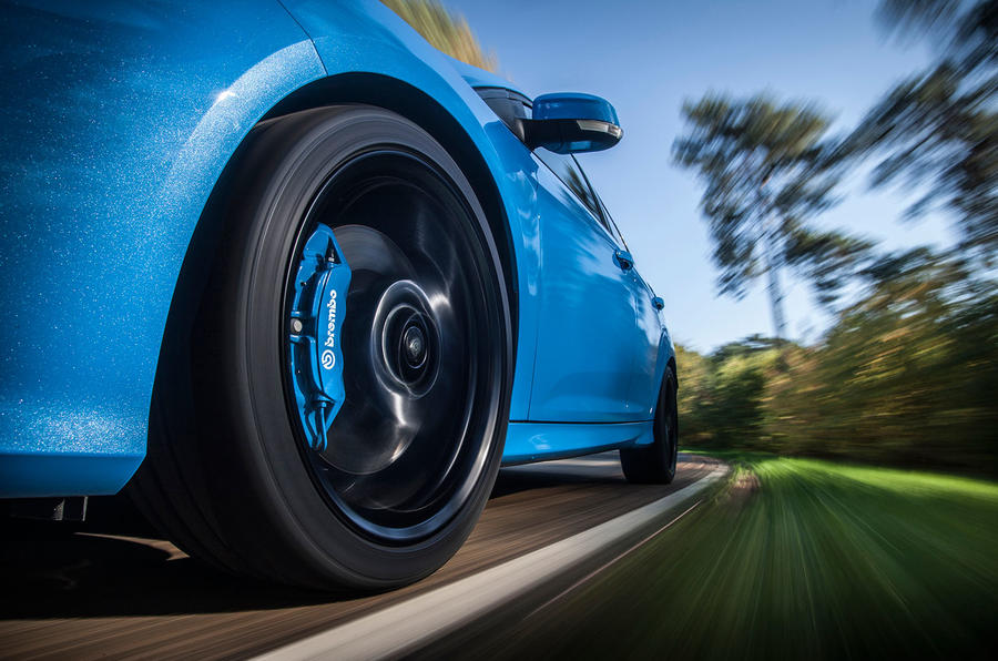 2016 Ford Focus RS review review  Autocar