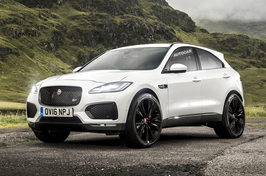Jaguar Epace New Compact Suv To Become Bestselling