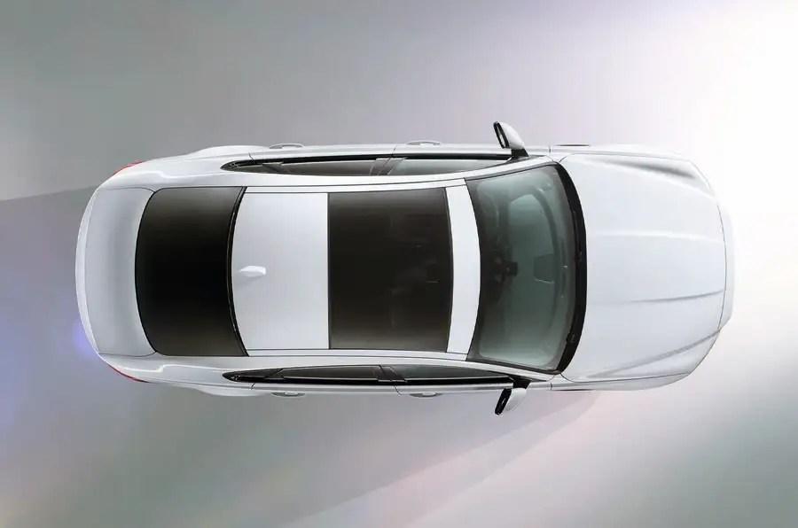 2015 Jaguar XF revealed