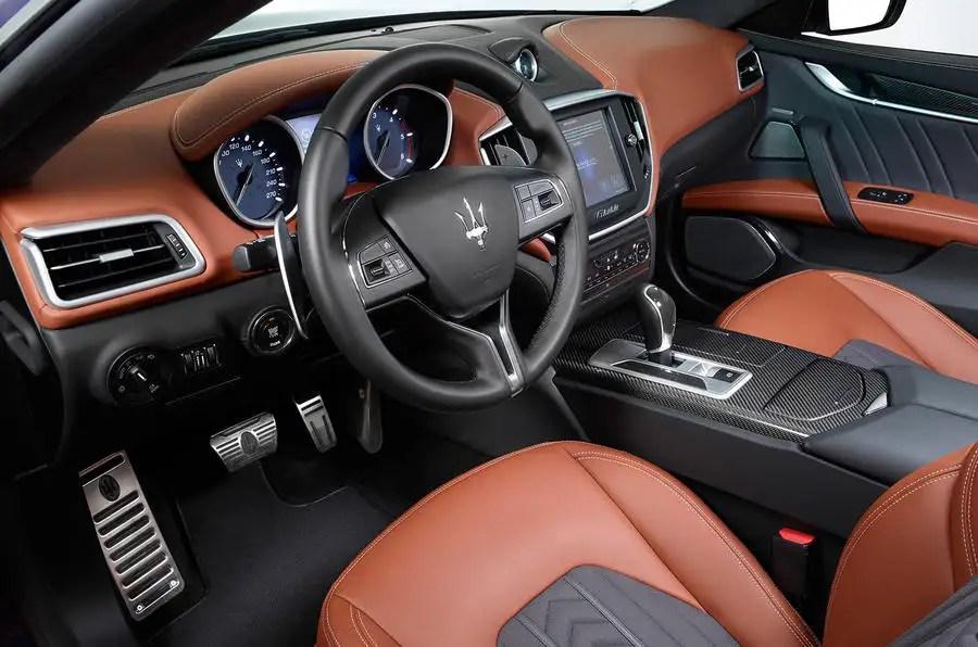 2016 Maserati Ghibli Diesel Review Review Autocar