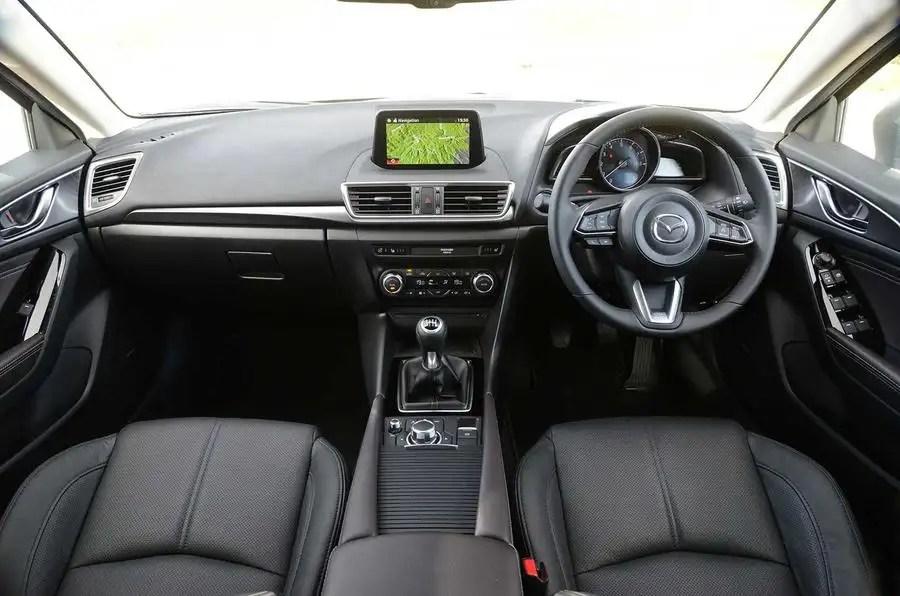 2016 Mazda 3 22d 150 Sport Nav Review Review Autocar