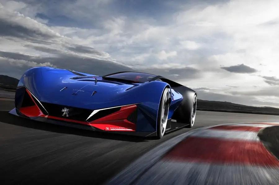 Peugeot L500 R Hybrid Concept Hints At A More Electrified
