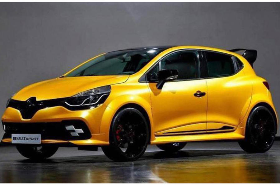 Wallpaper Extreme Car Extreme Renault Clio Rs16 Confirmed For Monaco Gp Debut