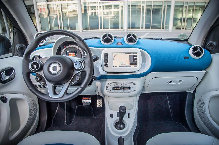 2015 Smart Fortwo 09 90 Twinamic UK Review Review Autocar