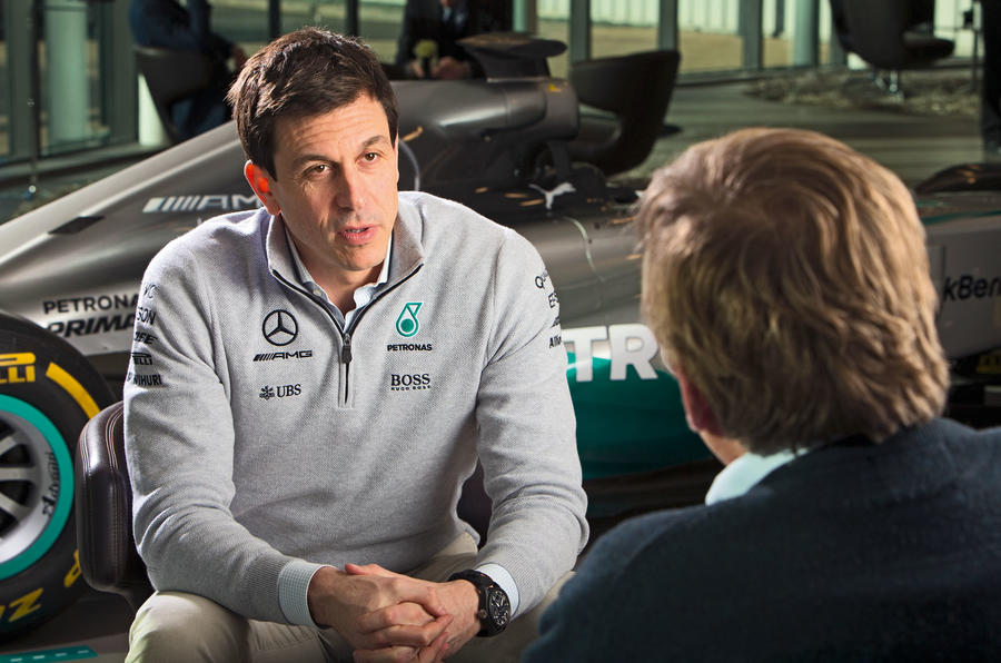 Mercedes F1 boss Toto Wolff on the new rules Hamilton and