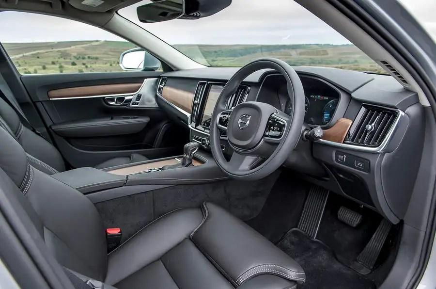 2016 Volvo V90 D5 PowerPulse AWD Inscription Review Review