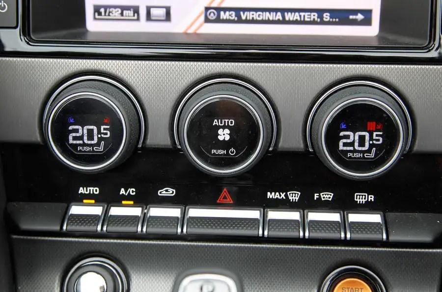 Jaguar F Type Convertible Review 2017 Autocar