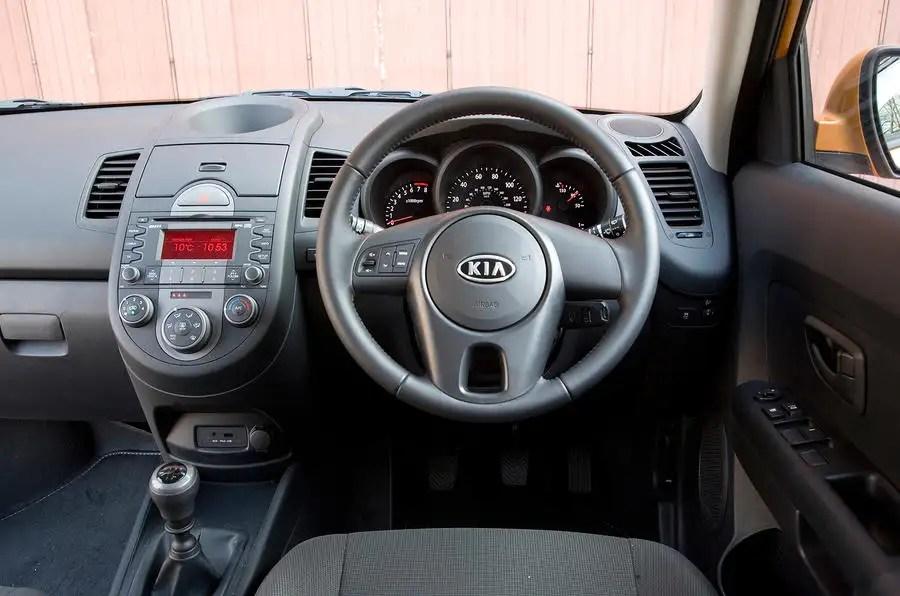 Kia Soul 20092014 interior  Autocar