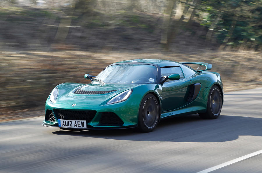 Lotus Exige Review 2017 Autocar