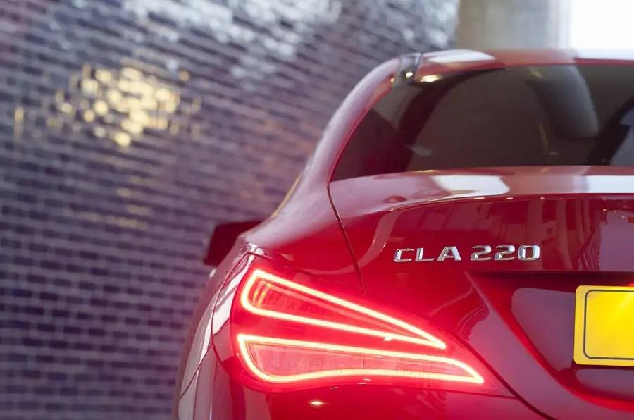 Mercedes Benz CLA Design Amp Styling Autocar