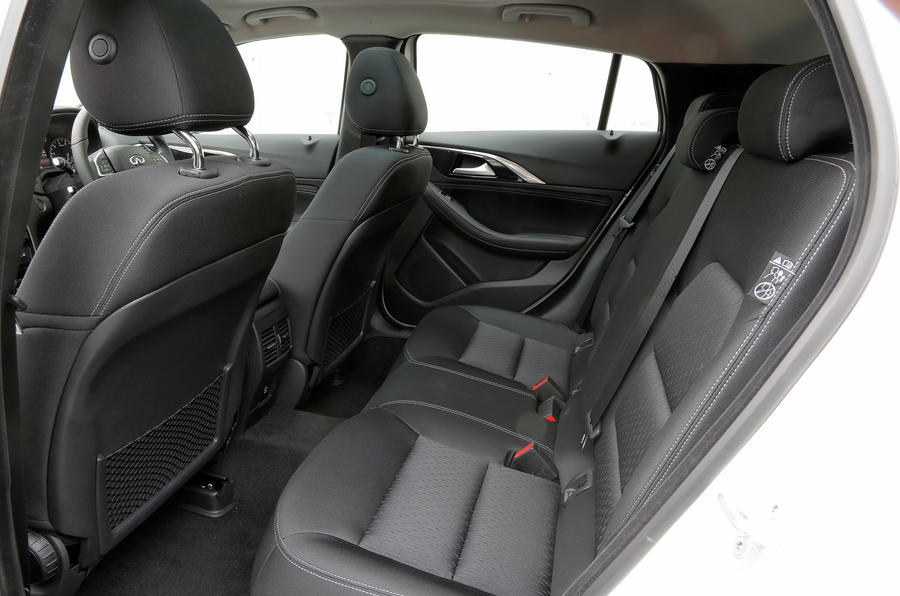 Infiniti Q30 Performance Autocar