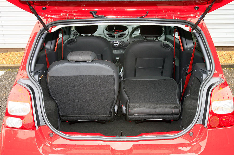 Renault Twingo Renaultsport 20082013 interior  Autocar