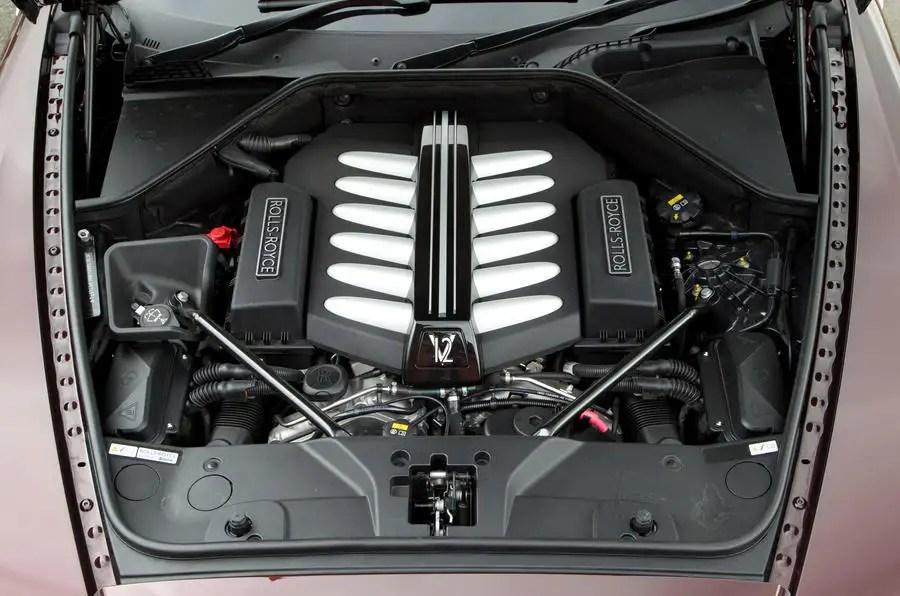 Rolls Royce Wraith Interior Autocar