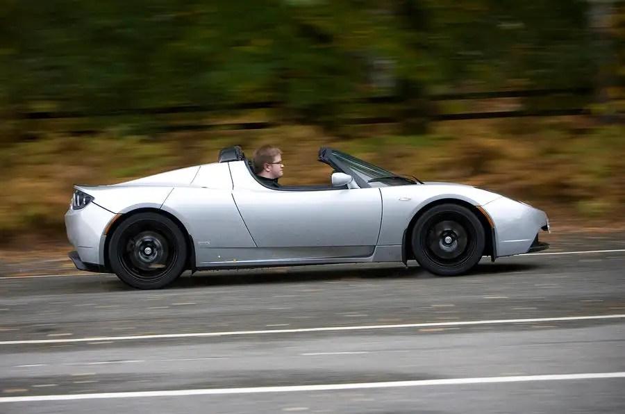 Tesla Roadster 20082012 design  styling  Autocar