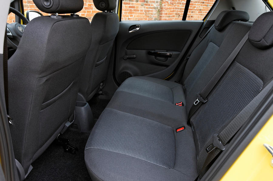 Vauxhall Corsa 20062014 interior  Autocar