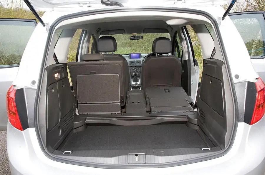 Vauxhall Meriva Review 2017 Autocar