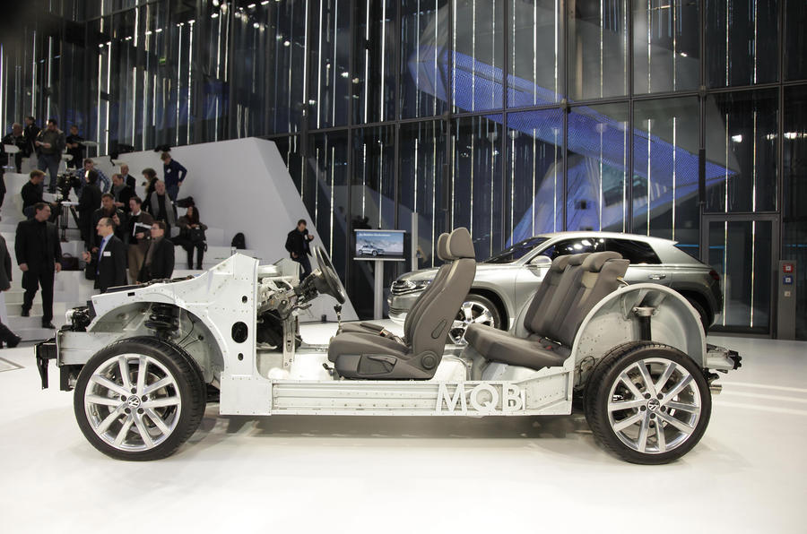 Vw Could Sell 163 50bn Mqb Platform Autocar