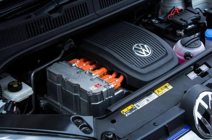 Volkswagen E Up Review 2017 Autocar