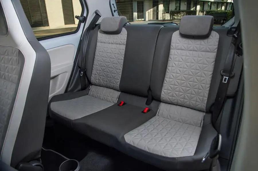 Volkswagen Up interior  Autocar
