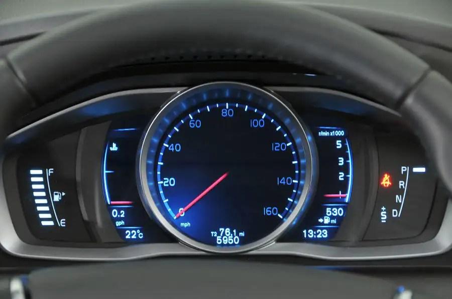 Volvo XC60 2008 2017 Interior Autocar