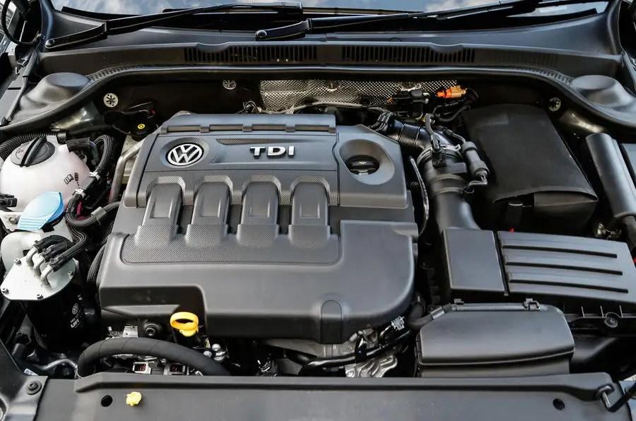 2014 Volkswagen Jetta 20 TDI SE UK first drive