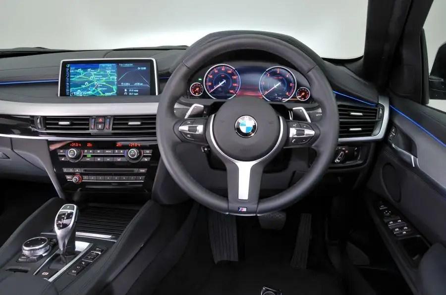 BMW X6 Review 2017 Autocar