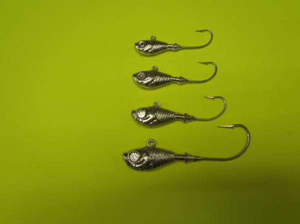 Unpainted Jig Heads Special - Hull Truth Boating And