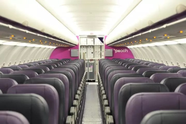 Peach to launch Japans LCC sector with twotier fare
