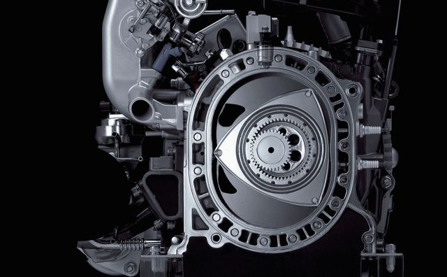 Rotary Engine Images