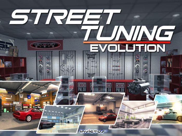 street tuning evolution is
