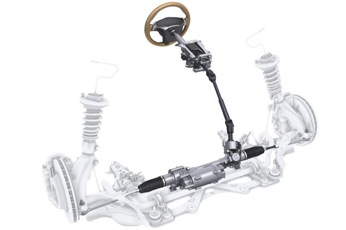 How Electric Power Assisted Steering Works, And Why It's