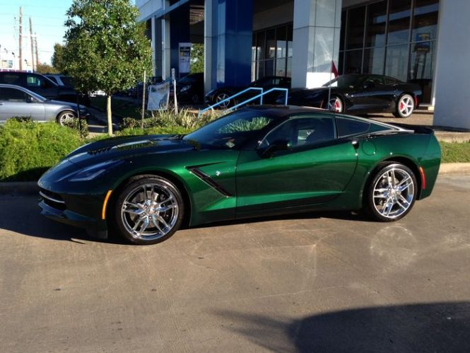 Dark Green Automotive Paint Colors Best Painting Of All Time