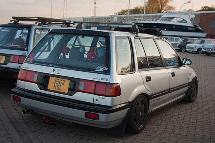 Honda - The reasonable and amazing, Honda Civic Shuttle. - Blog