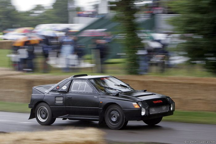 Toyota 222D at the Goodwood Festival of Speed 2006