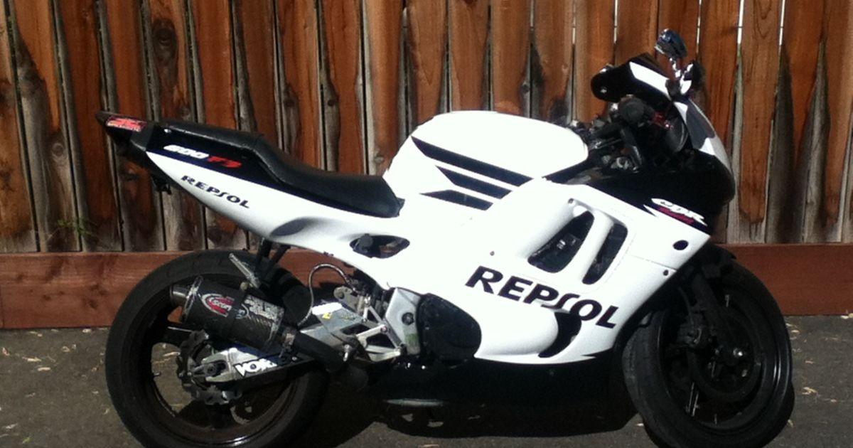 1991 Honda CBR 600 F2