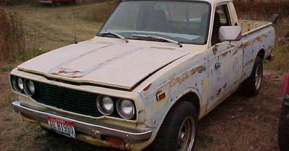 1978 Toyota Hilux SR5
