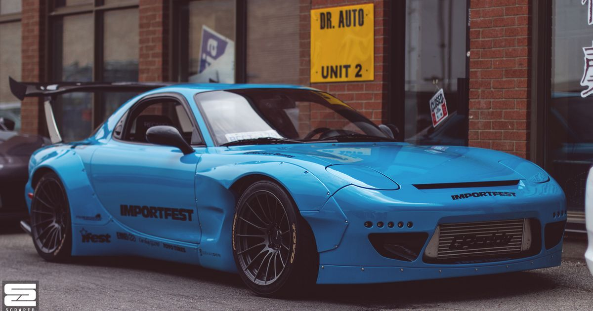 Jaguar Car Sign Wallpaper Rocket Bunny Rx7 Wallpapers Requested By Alistair Jaffray