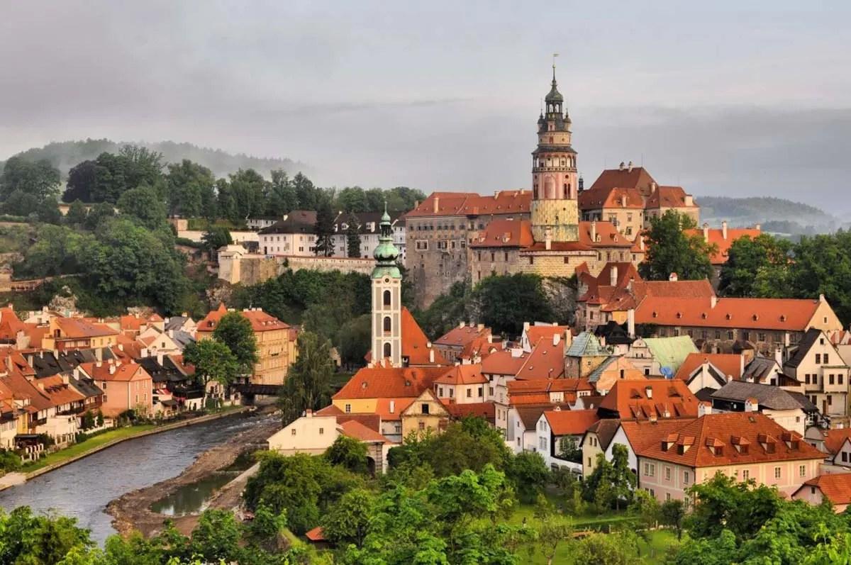 克魯姆洛夫城堡攻略,克魯姆洛夫城堡簡介圖片,門票價格,開放時間 - 無二之旅