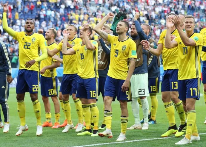 Ruotsi juhlii