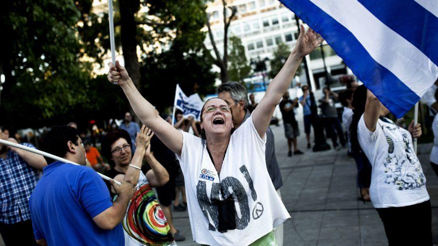 Jubel i Aten