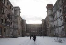 Rosoinen Rajakaupunki Narva Hakee Euroopan