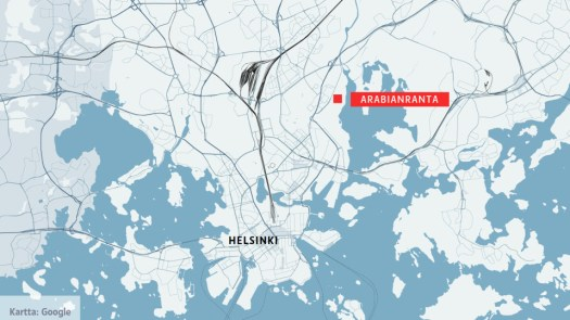 Helsinki police suspect homicide of a minor on Christmas Eve