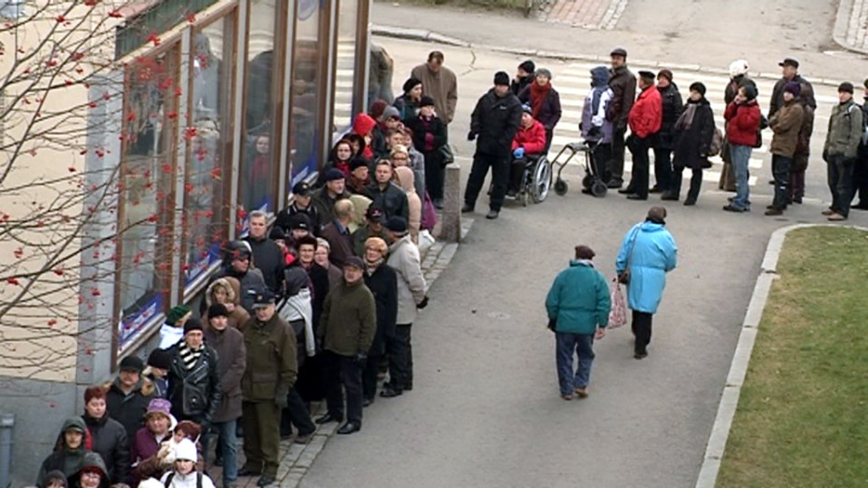 Sikainfluenssarokotuksiin jonotetaan Kuopiossa