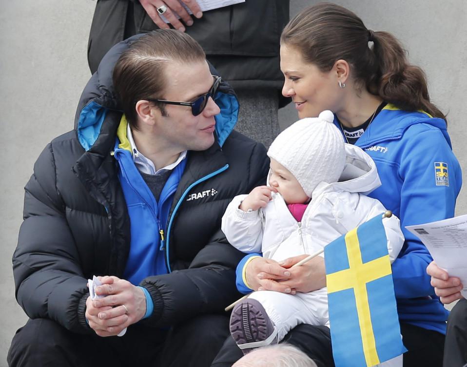 Daniel, Estella ja Victoria