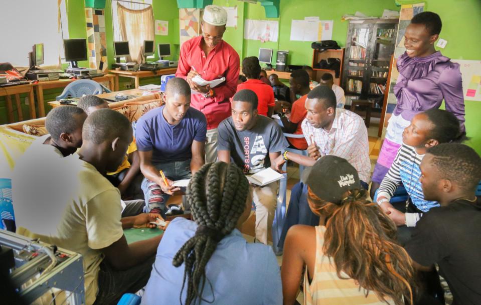 Tunapanda Kibera Kenia