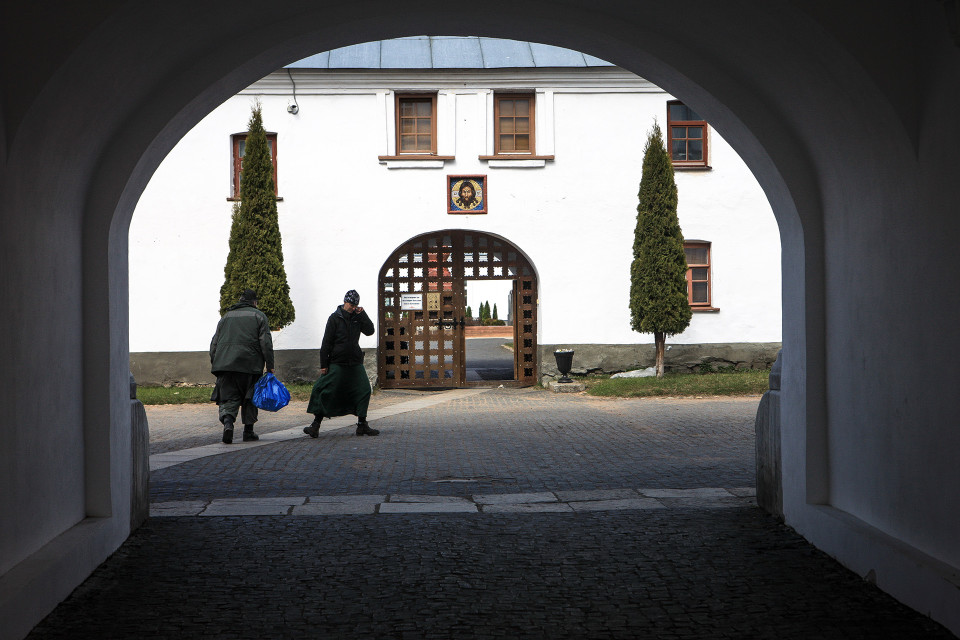 Luostari miljöö